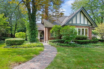 Hinsdale Single Family Home For Sale: 138 North Grant Street