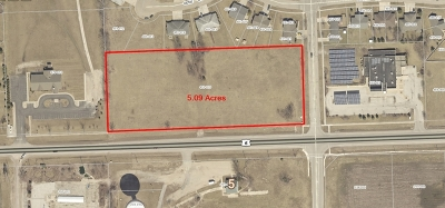 Morris Residential Lots & Land For Sale: Lot 2 West Route 6 Highway