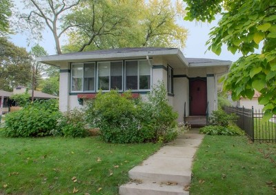 Wilmette Single Family Home For Sale: 128 North Dupee Place