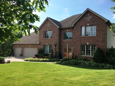 Streamwood Single Family Home For Sale: 685 Castlewood Drive