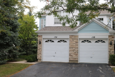 Lombard Condo/Townhouse For Sale: 154 Oakton Drive