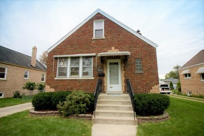 North Riverside Single Family Home Price Change: 2422 South 2nd Avenue