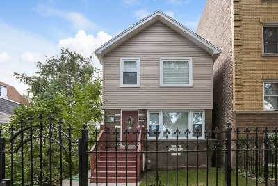 Single Family Home For Sale: 4310 North Bernard Street