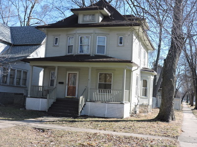 Kankakee Single Family Home For Sale: 592 South Rosewood Avenue