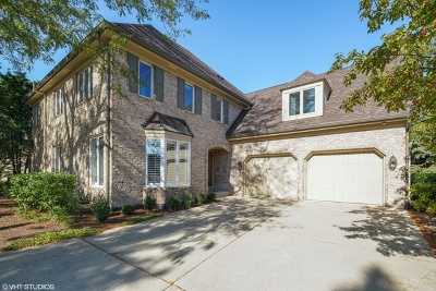 Westmont Condo/Townhouse For Sale: 29 Tartan Lakes Way