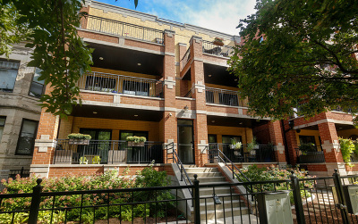 Condo/Townhouse For Sale: 4011 North Paulina Street #2N