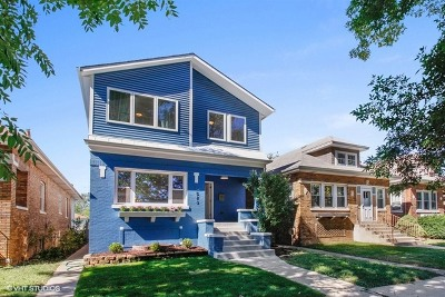 Forest Park Single Family Home For Sale: 1523 Marengo Avenue