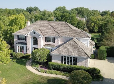 Libertyville Single Family Home For Sale: 1108 New Castle Drive