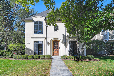 Hinsdale Single Family Home For Sale: 746 South Monroe Street