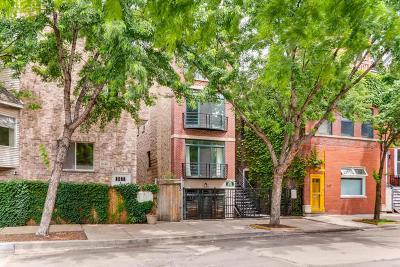 Condo/Townhouse For Sale: 1642 West Julian Street #2