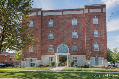 Palatine Condo/Townhouse For Sale: 245 West Johnson Street #103