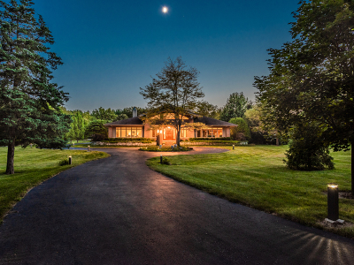 Barrington Hills Single Family Home For Sale: 28093 West Cuba Road