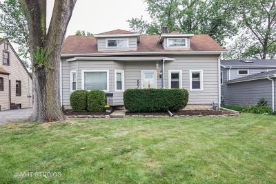 Elmhurst Single Family Home For Sale: 287 West Fremont Avenue