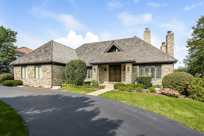 Oak Brook Single Family Home For Sale: 518 Forest Mews Drive