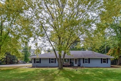 Plainfield Single Family Home For Sale: 16408 South Lily Cache Road