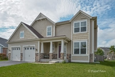 Single Family Home Contingent: 1019 Birchwood Drive