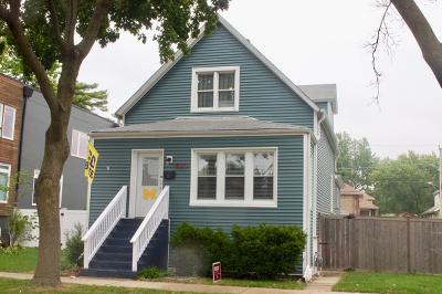 Forest Park Single Family Home For Sale: 820 Beloit Avenue