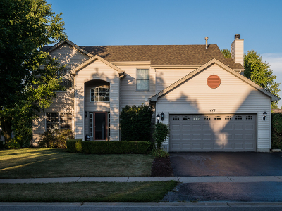 Shorewood Single Family Home For Sale: 418 Glen Mor Drive