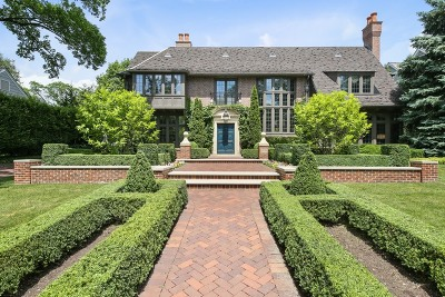 Hinsdale Single Family Home For Sale: 939 Cleveland Road