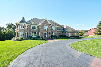 St. Charles Single Family Home For Sale: 37w171 Crane Road