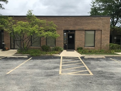 Du Page County Commercial For Sale: 4260 Westbrook Drive #110-112