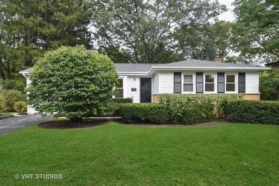 Deerfield Single Family Home For Sale: 909 Castlewood Lane