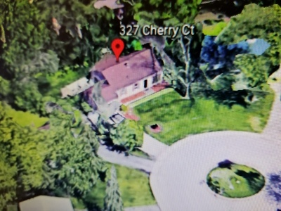 Glenview Single Family Home For Sale: 327 Cherry Court