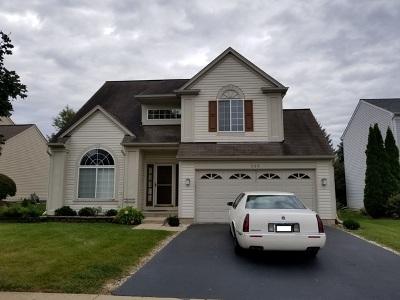 Bartlett Single Family Home For Sale: 525 Rose Lane