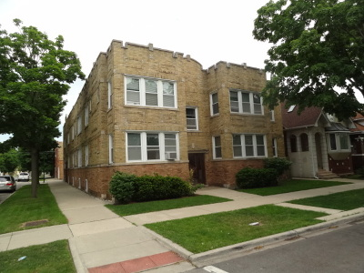 Chicago Multi Family Home Contingent: 4055 North Mason Avenue