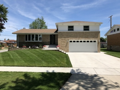 Melrose Park Single Family Home For Sale: 1605 North 12th Avenue