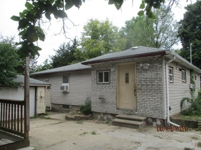 Kankakee Single Family Home For Sale: 240 North 10th