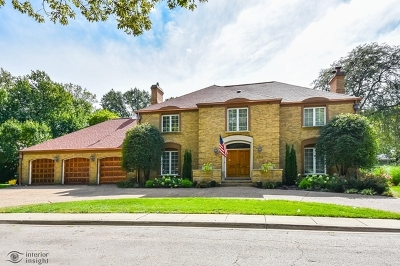 Lincolnwood Single Family Home For Sale: 6715 North Longmeadow Avenue