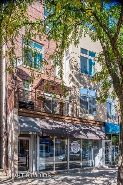 Chicago Condo/Townhouse For Sale: 2124 West Division Street #1