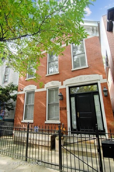 Single Family Home For Sale: 2318 North Greenview Avenue