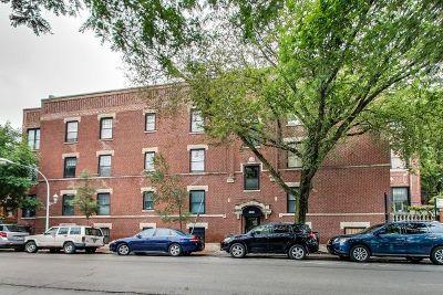 Condo/Townhouse For Sale: 4201 North Clarendon Avenue #3S
