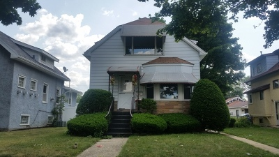 Melrose Park Single Family Home For Sale: 1015 North 15th Avenue