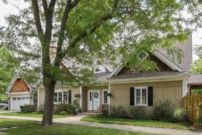 Glenview Single Family Home For Sale: 2145 Dewes Street