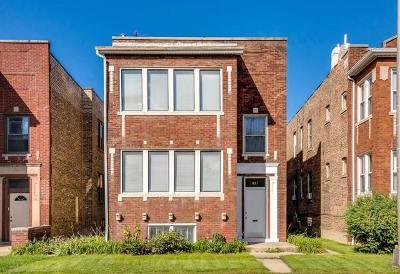 Forest Park Multi Family Home For Sale: 621 Harlem Avenue