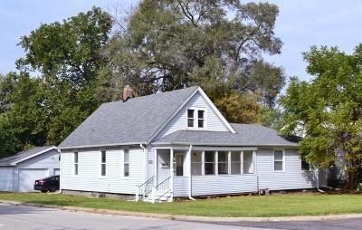 Steger Single Family Home For Sale: 3548 Morgan Street