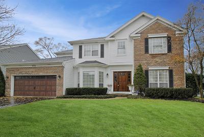 Grayslake Single Family Home Price Change: 1143 Hummingbird Lane