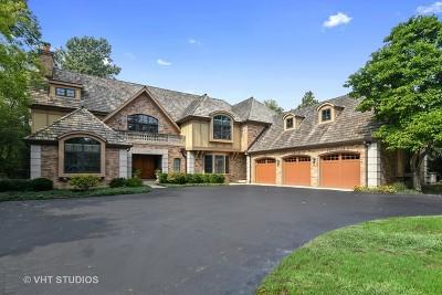 Wilmette Single Family Home For Sale: 1045 Romona Road
