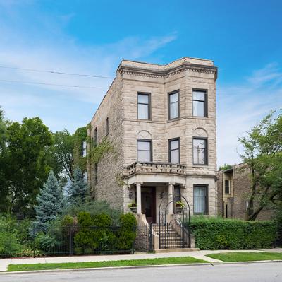 Multi Family Home For Sale: 2453 North California Avenue