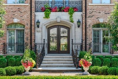 Winnetka Single Family Home For Sale: 985 Pine Tree Lane