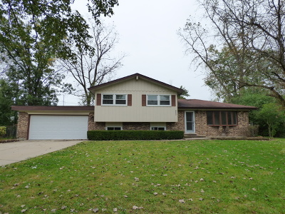 Highland Park Single Family Home For Sale: 1320 Deerfield Place