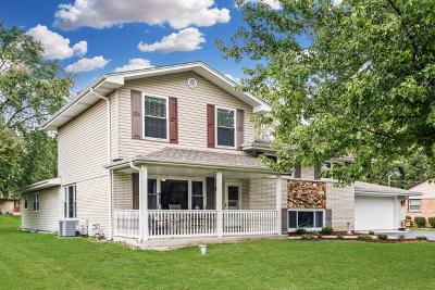 Lemont Single Family Home For Sale: 11940 Hillcrest Drive