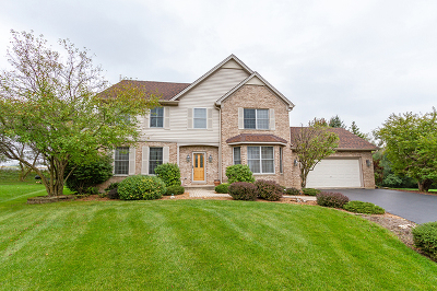 Hoffman Estates Single Family Home For Sale: 1505 Fox Path Court
