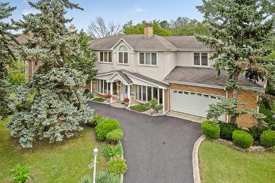 Norridge Single Family Home For Sale: 4833 North Vine Avenue