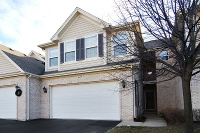Palatine Condo/Townhouse Re-Activated: 507 West Fontenay Way