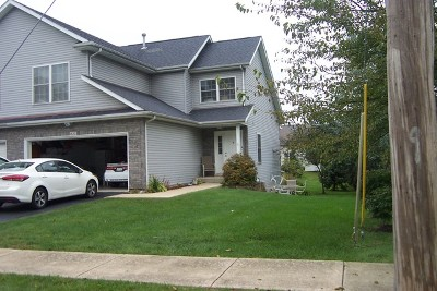West Chicago Condo/Townhouse For Sale: 631 East Blair Street
