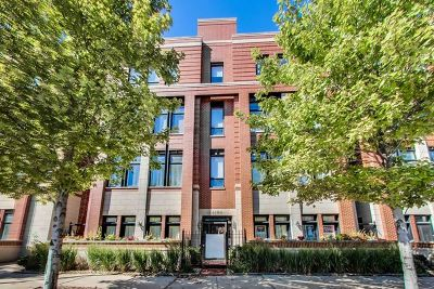 Condo/Townhouse Price Change: 4104 North Western Avenue #4N